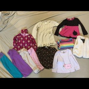 Other - Girls 4T clothing lot